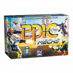 Tiny Epic Mechs 14+ 1-4J 60'