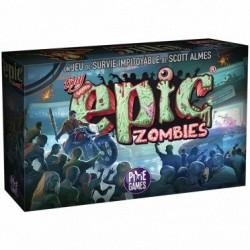 Tiny Epic Zombies 1-5J 14+...
