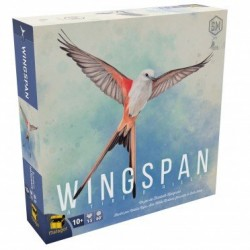 Wingspan 10+ 1-5J 60'