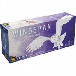Wingspan ext. Europe 10+...