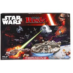 RISK STAR WARS VII 2-4J 10+