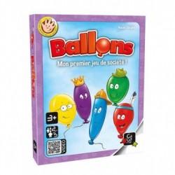 Ballons 3+ 2-5J 15'