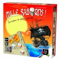 Mille Sabords 8+ 2-5J 30'