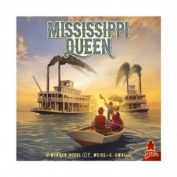 Mississippi Queen 10+ 2-6J 75'