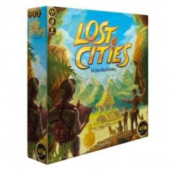 Lost Cities - le Jeu de...