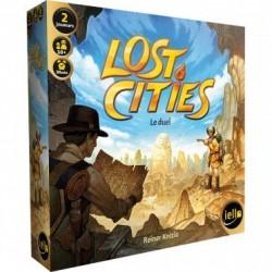 Lost Cities Duel 10+ 2J 30'