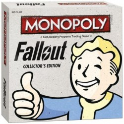 MONOPOLY FALLOUT EDT COLLECTOR