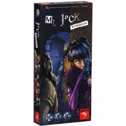 MR.JACK EXTENSION 2J 9+ 30'...