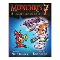 Munchkin 7 Oh le gros...