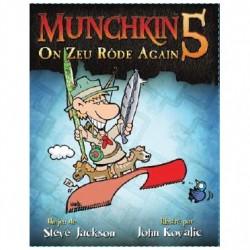 Munchkin 5 On zeu rôde again