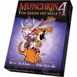 Munchkin 4 Ton destin est...