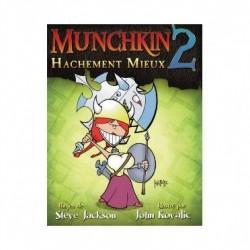 Munchkin 2 Hachement mieux 10+