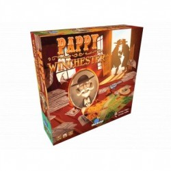 Pappy Winchester 8+ 3-5J 40'