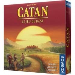 Catan base 8+ 3-4J 60'