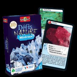 Défis nature - Minéraux 7+...