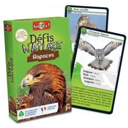 Défis nature - Rapaces 7+...