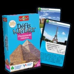 Défis nature - Monuments...