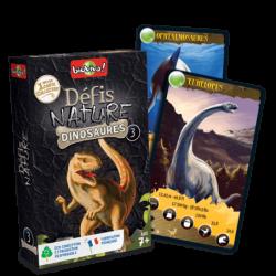 Défis nature - Dinosaures 3...