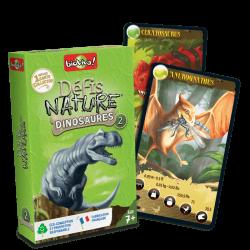 Défis nature - Dinosaures 2...