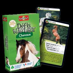 Défis nature - Chevaux 7+...
