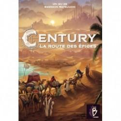Century 8+ 2-5J 45'