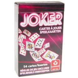 CARTES A JOUER JOKER 54C