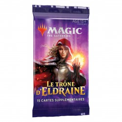 MTG - Le Trône d'Eldraine...