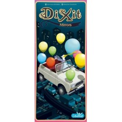 Dixit ext. 10 Mirrors 8+...