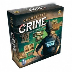 Chronicles Of Crime 1-4J...