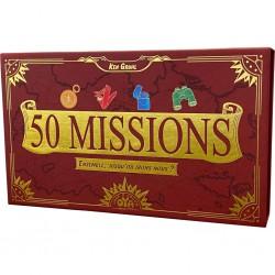 50 Missions 8+ 1-4J 20'