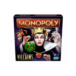 Monopoly Villains 8+ 2-6J 60'