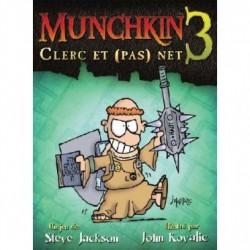Munchkin 3 Clerc et (pas)...