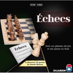 Echecs Série Noire 7+ 2J 60'