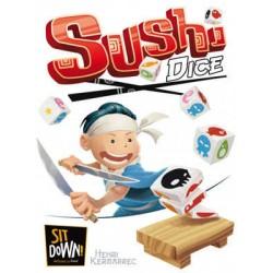 SUSHI DICE 2-6J 6+ 15'