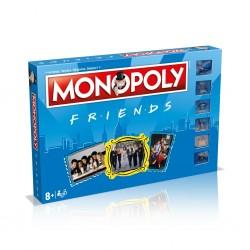 Monopoly Friends 8+ 2-6J 60'