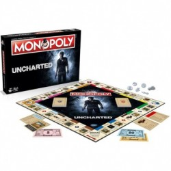 MONOPOLY UNCHARTED 2-6J 8+