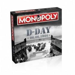 Monopoly D-Day 8+ 2-6J 60'
