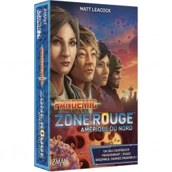 Pandemic - Zone Rouge 8+...
