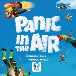 Panic in the Air 8+ 3-10J 15'