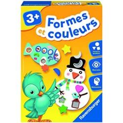 Formes & Couleurs 3+ 1-4J 20'