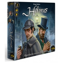 Holmes 10+ 2J 30'