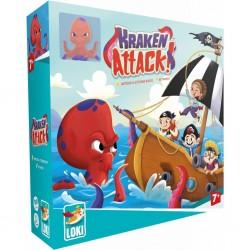 Kraken Attack 7+ 1-4J 25'
