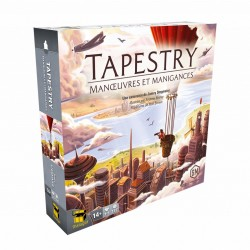 Tapestry ext. Manoeuvres et...