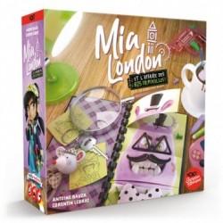 Mia London 5+ 2-4J 10'