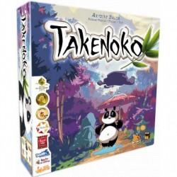 Takenoko 8+ 2-4J 45'