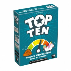 Top Ten 14+ 4-9J 45'