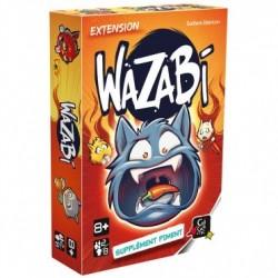 Wazabi ext. Supplément...