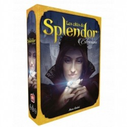 Splendor ext. Cities 10+...