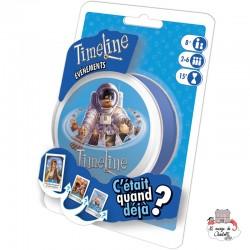 Time Line Evénements 8+...