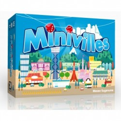 MINIVILLES 2-4J 7+ 30'